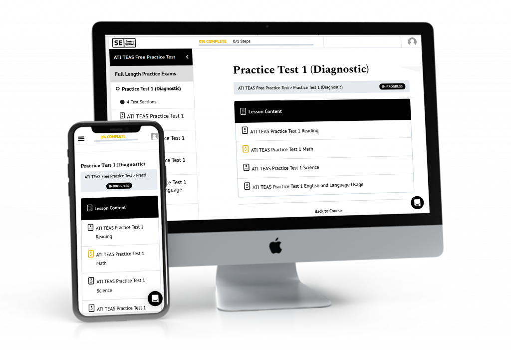 Free ATI TEAS 6 Practice Test