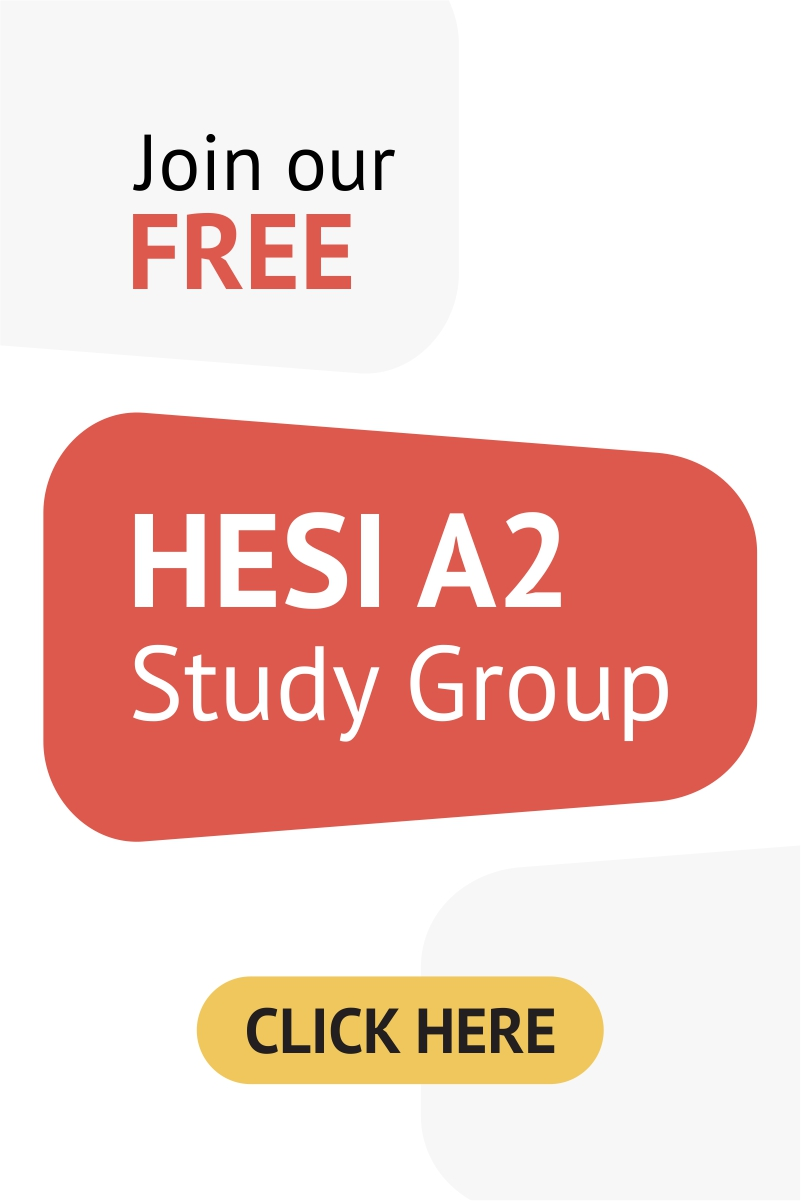 HESI A2 Study Group