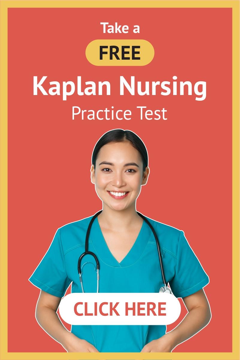 Free Kaplan Nursing Practice Test