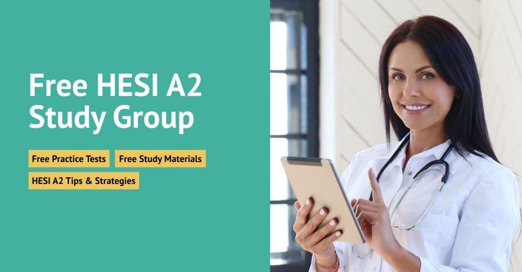 Free HESI A2 Study Group